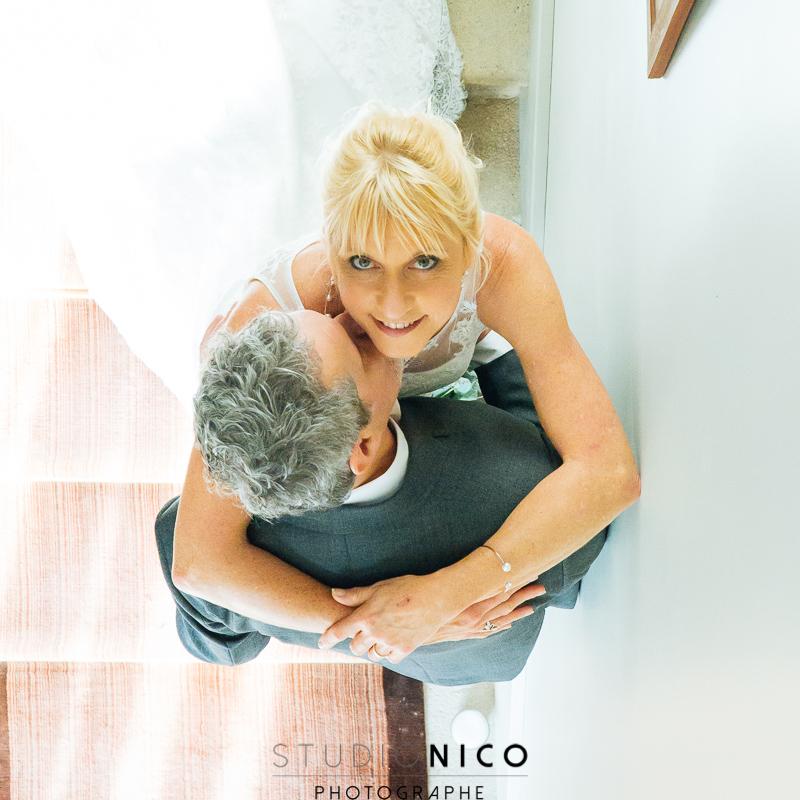Studio Nico photographe de mariage au au Manoir D'Hautegente à côté de  TERRASSON-LAVILLEDIEU en Dordogne.